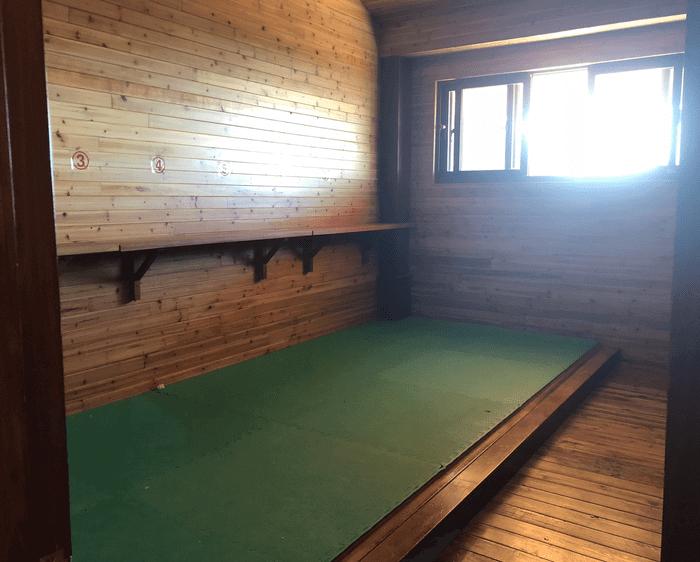 天池山莊房間