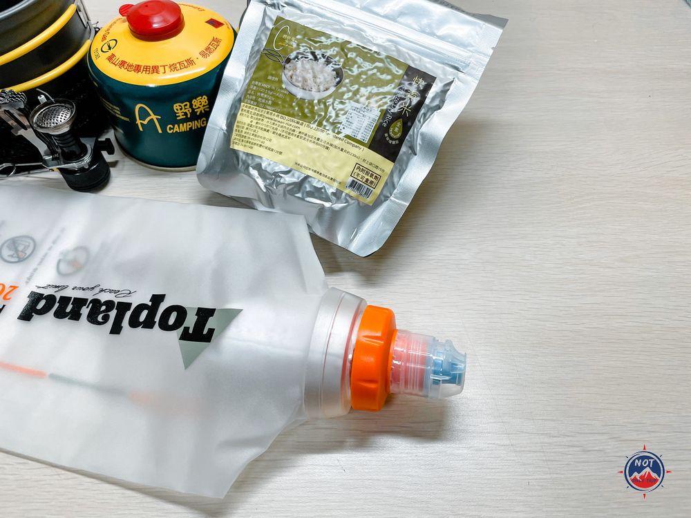 登山濾水器