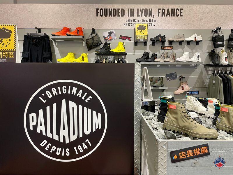 palladium鞋