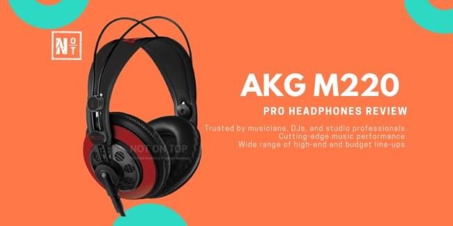 akg m220 pro review