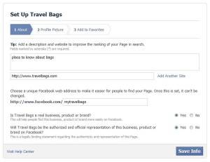Cara Membuat Fanpage di facebook2