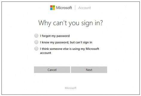 Cara Reset Password Windows 10 A