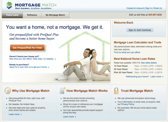 MortgageMatch.com