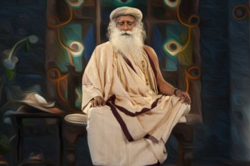lap-of-grace-sadhguru