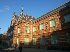 The Old Stedelijk, built in 1895