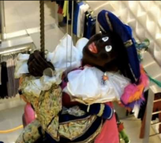 The traditional Zwarte Piet