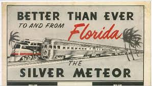 the silver meteor