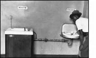 segregated fountains