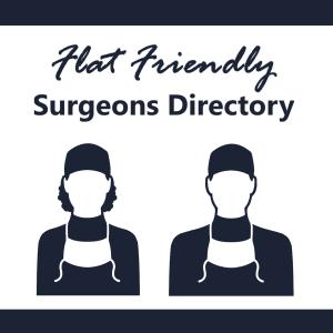 Flat Friendly Surgeons Directory NPOAS
