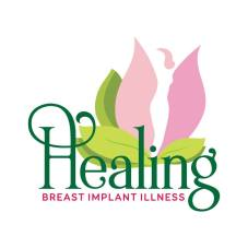 Healing breast implant illness by Nicole logo