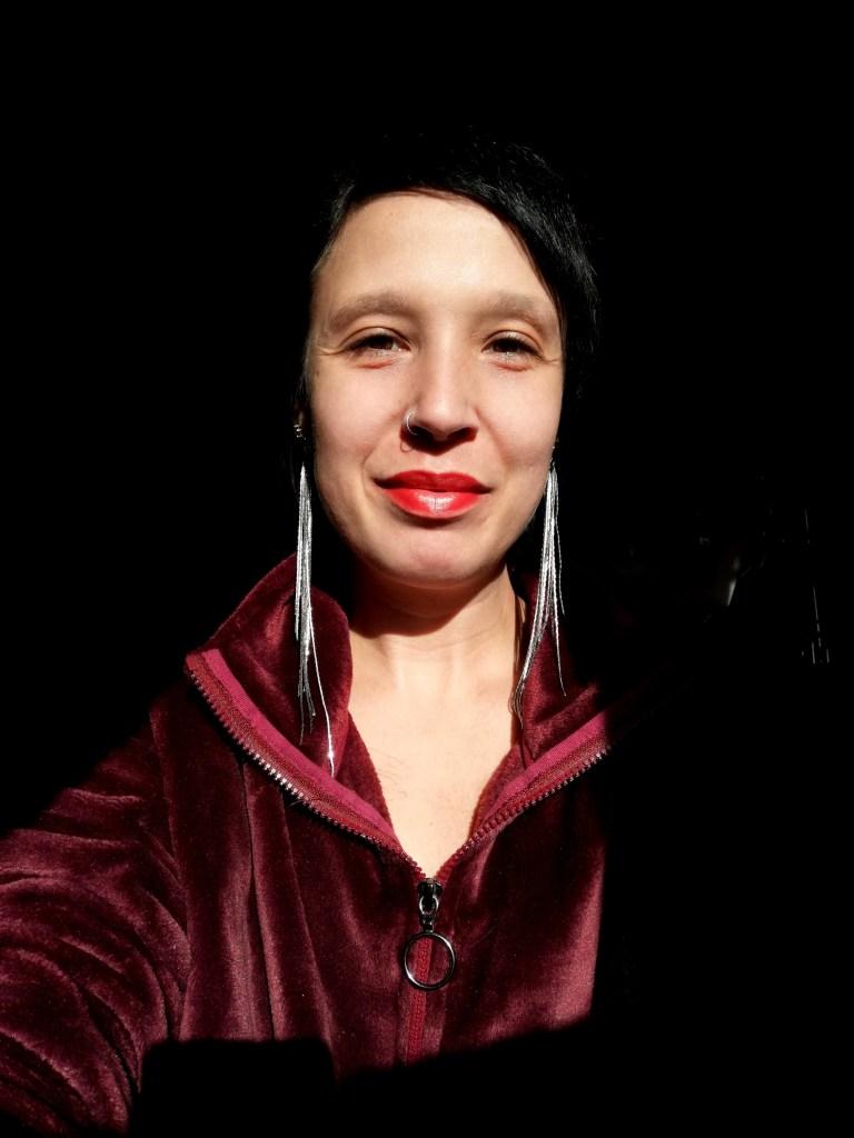 Full color portrait headshot flat advocacy nonprofit Not Putting on a Shirt NPOAS Council of International Advocates Marie-Claude Belzile Quebec