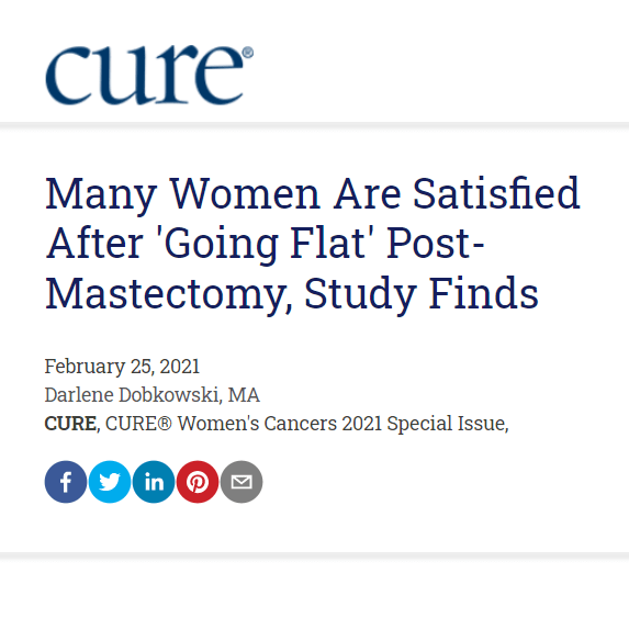 Cure Today - Article on Aesthetic Flat Closure