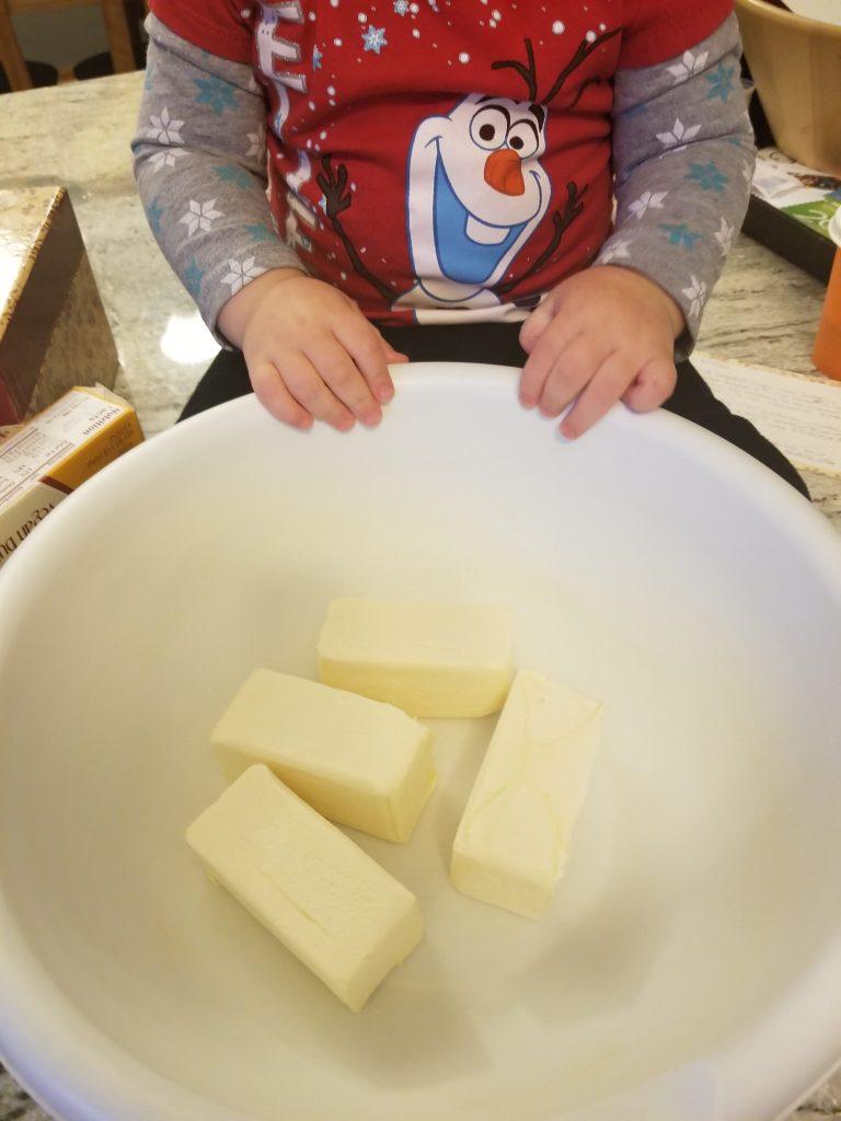 Kris Kringles - Butter Sugar Salt