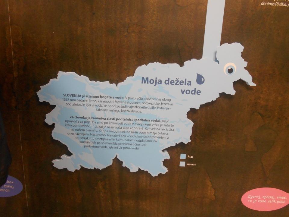 Čistilna naprava Živa, Pivka Foto: Jelka Lekše