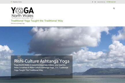 Yoga North Wales