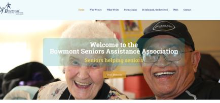 This Calgary-based charity assists pensioners, creating community solutions so that they may live healthy, comfortable and dignified lives. See bowmontseniors.org