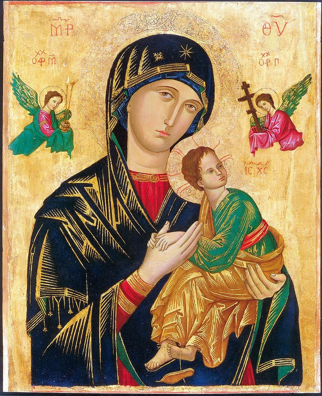21 novembre : Présentation de la Vierge Marie
