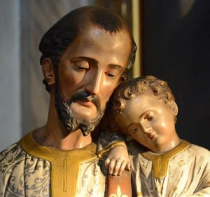 Le saint du mois : Saint Joseph, fêté le 19 mars, solennité
