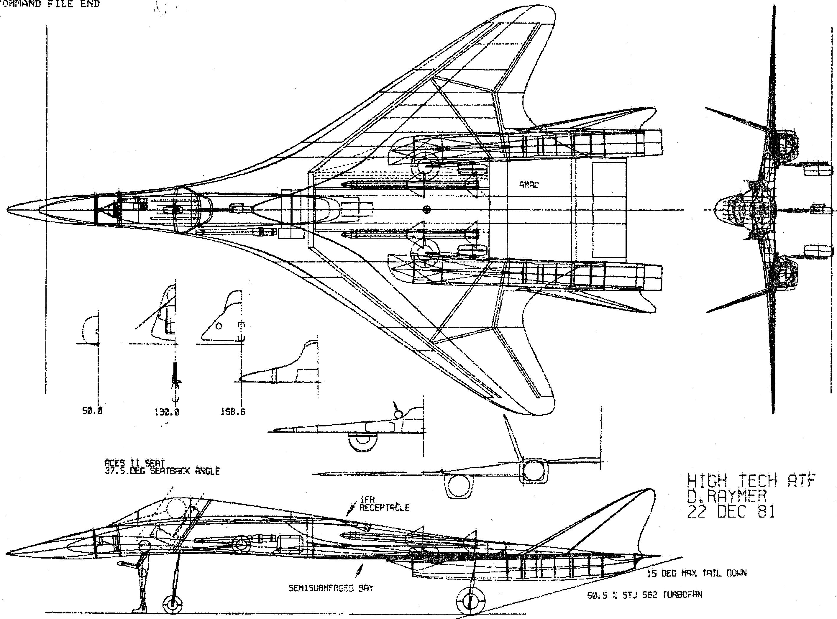 V Plane Design