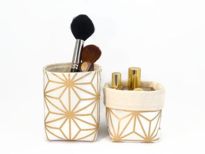 5-nolongerblue-etsy_-com_organisateur-maquillage-panier-tissu-pattern-geometrique-glitter-deco