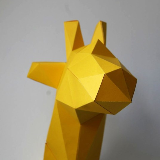 agent paper girafe