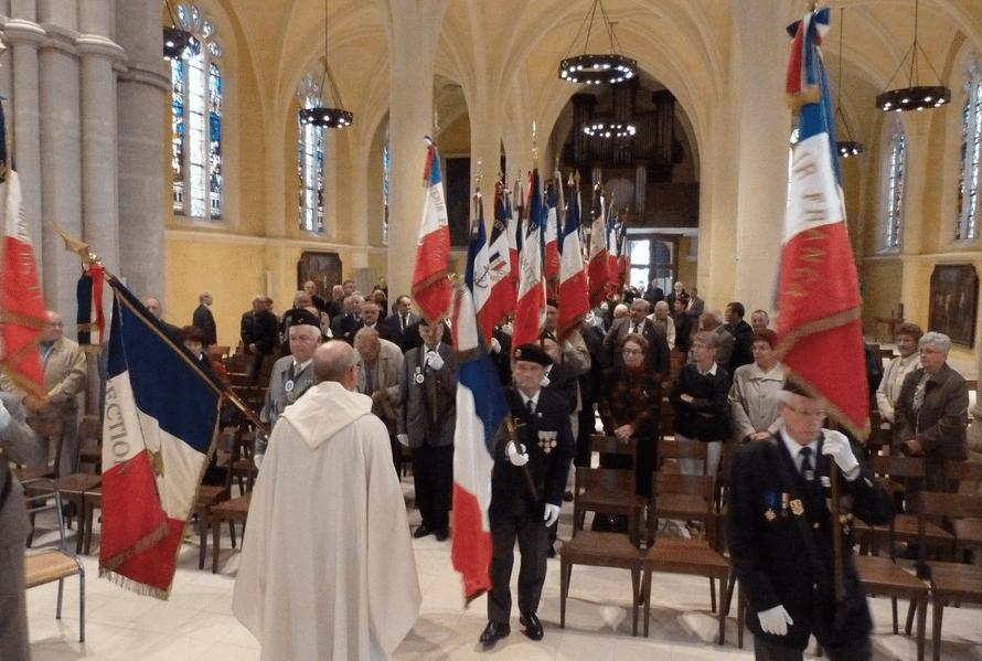 Messe pour la paix et les morts de toutes les guerres : le vendredi 10 novembre à 15h30 à la Cathédrale