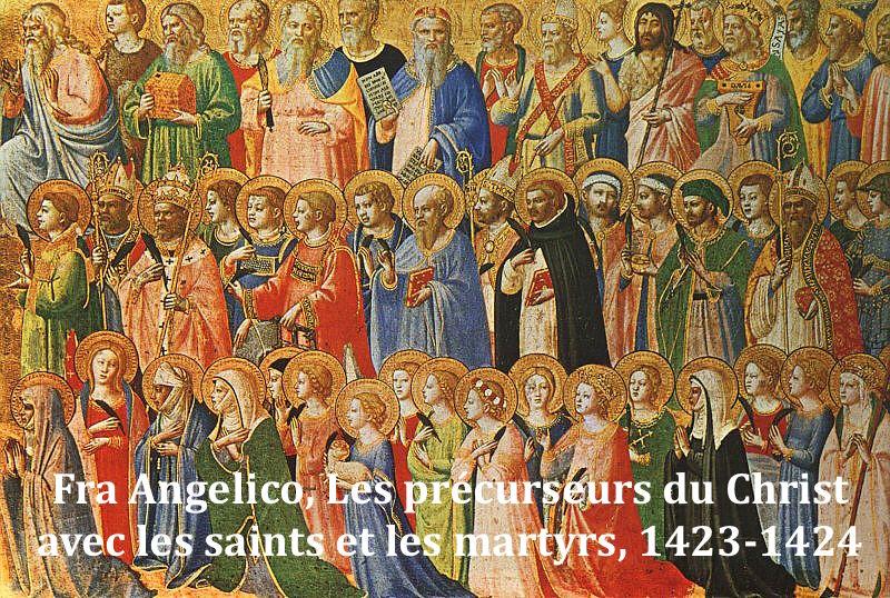 Messes pour la fête de TOUSSAINT 2018 dans la paroisse
