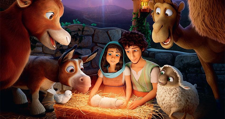 Le film d'animation « L'étoile de Noël » est actuellement à l'affiche au Ciné JAUDE