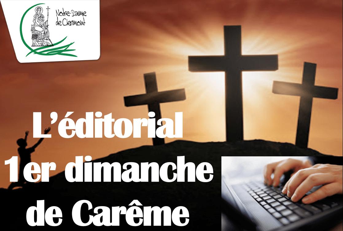 Effort paroissial de Carême 2019 : faire entrer la liturgie à la maison
