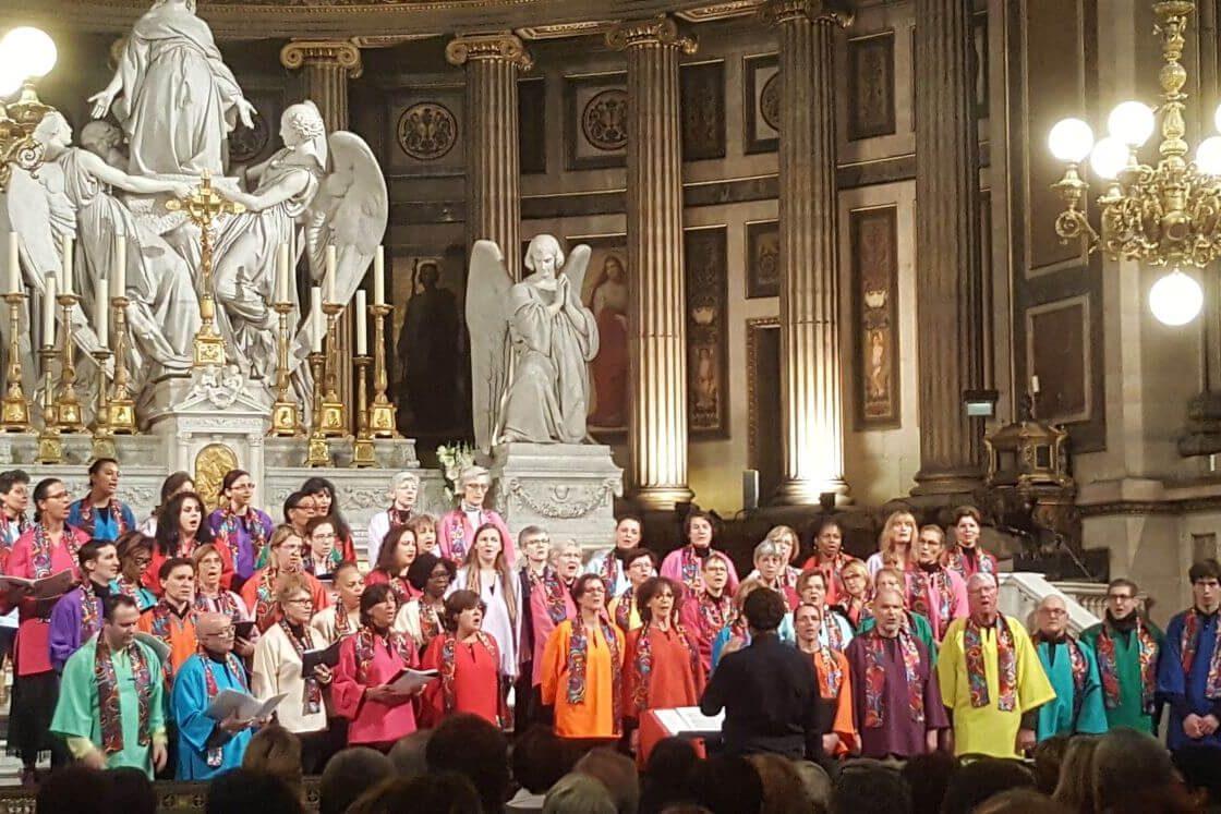 Concert Gospel le 25 mai 2019 à 20h30 à Saint-Genès-les-Carmes au profit de «m'Arche en Choeur»