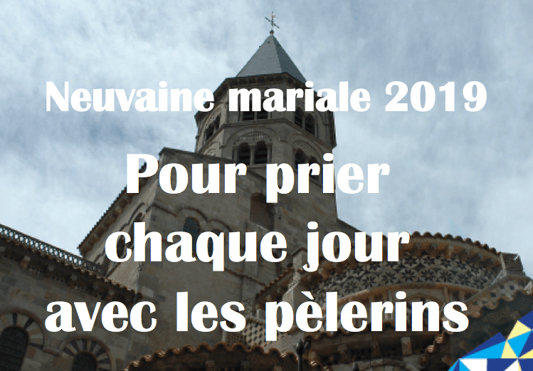 Neuvaine mariale 2019 à Notre-Dame du Port du 11 au 19 mai : le livret du pèlerin