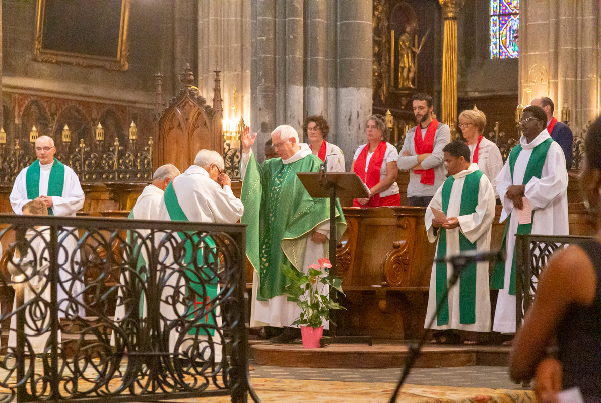 Retour en images sur la messe de rentrée 2019 de la paroisse [mis à jour le 2 octobre]