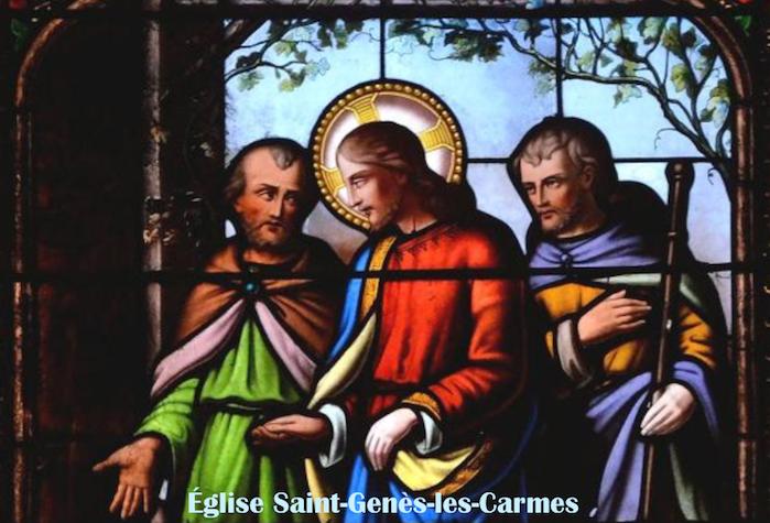 Lundi 25 novembre : Formation sur le thème de l'Evangélisation «Le Christ, le premier évangélisateur»