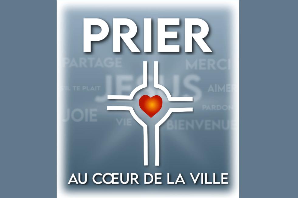 « Prier au coeur de la ville » : Adoration Eucharistique le jeudi 1er octobre à 20 h 30
