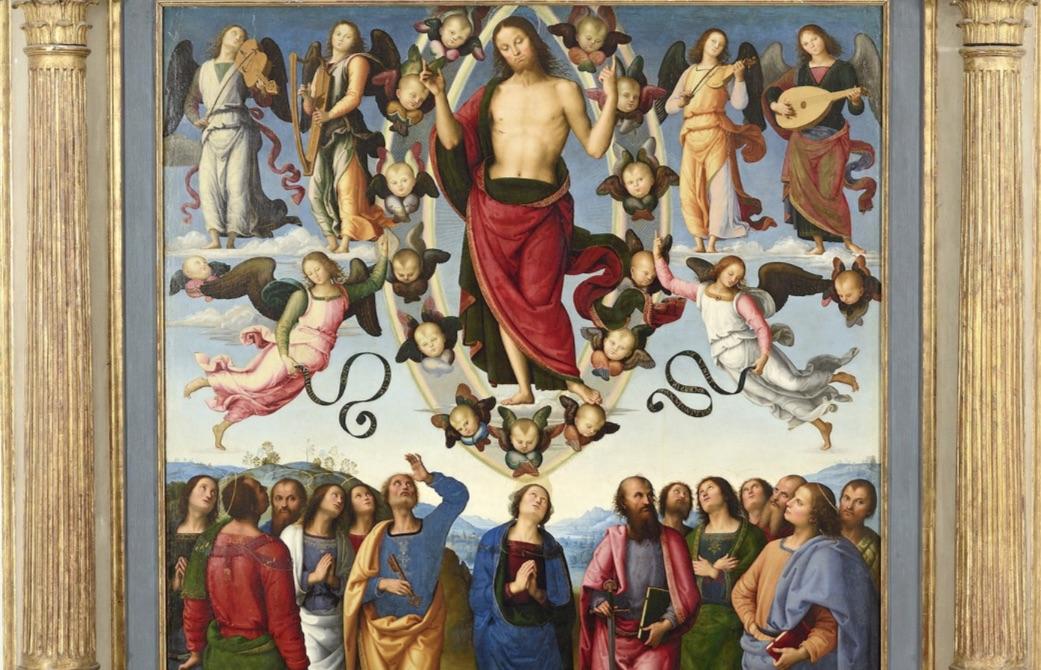 «L'Ascension dans l'art, quelques exemples au fil du temps» : à voir sur le site du Diocèse