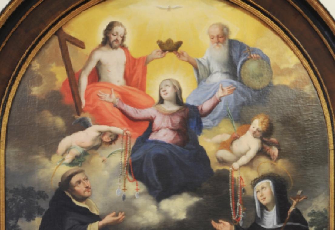 Fête de Notre-Dame du Rosaire le 7 octobre 2020 : messe à Notre-Dame du Port à 18 h 30