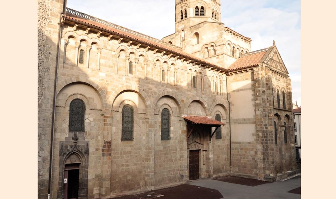 La basilique Notre-Dame du Port sera fermée vendredi 25 septembre de 9 h 30 à 17 h