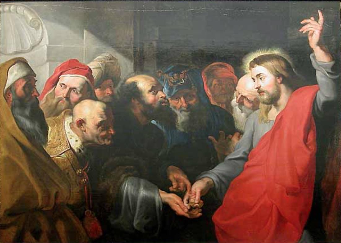 Neuvaine pour la fête du Christ-Roi et la clôture de l'Année liturgique : 7e jour  – La charité politique