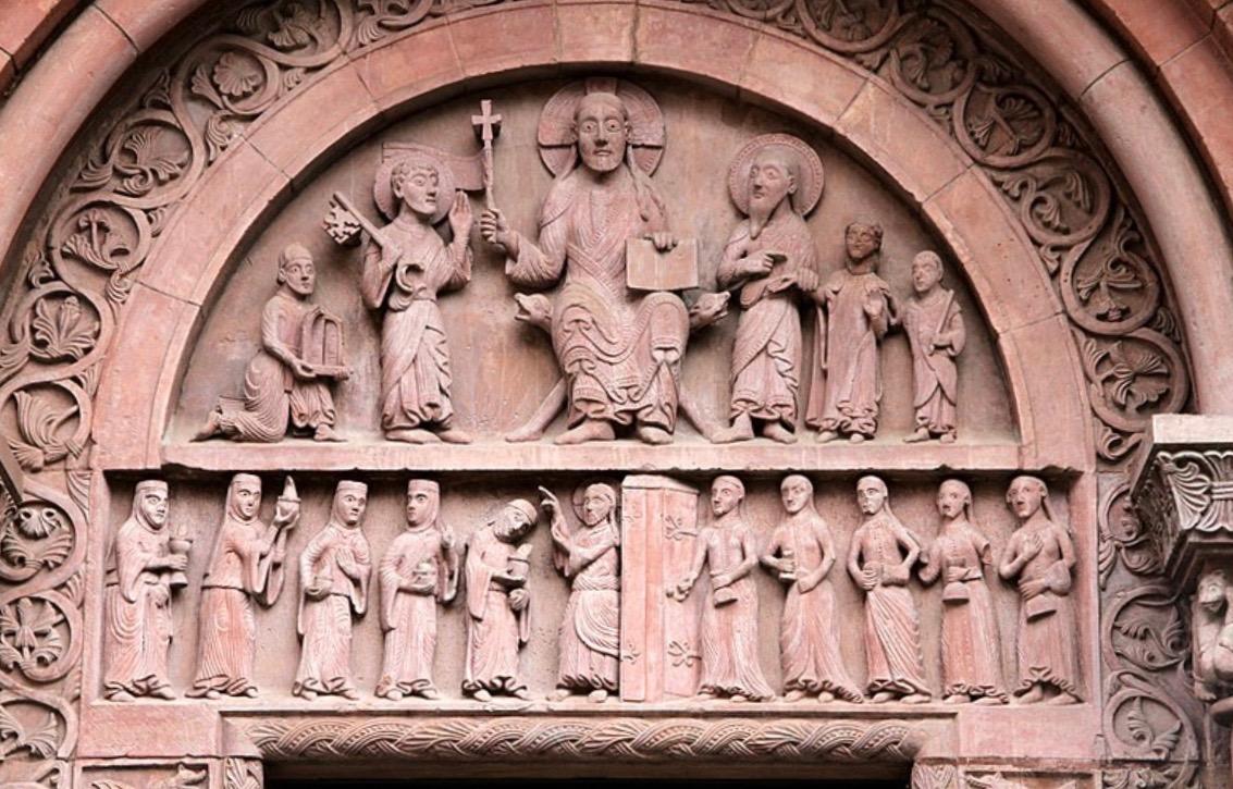 Sanctification du 32e dimanche du Temps ordinaire, 8 novembre 2020