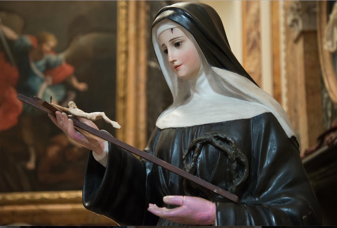 Ces saints qui ont vécu de grandes épreuves –  Sainte Rita de Cascia, la sainte «des causes désespérées»