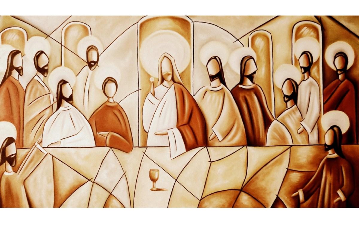 « Ma Semaine Sainte 2021» pour les enfants : Jeudi Saint, 1er avril 2021