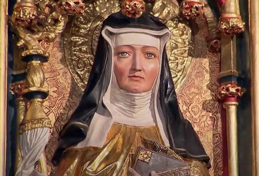 Ces saints qui ont vécu de grandes épreuves – Hildegarde de Bingen, «voyante» de l'invisible