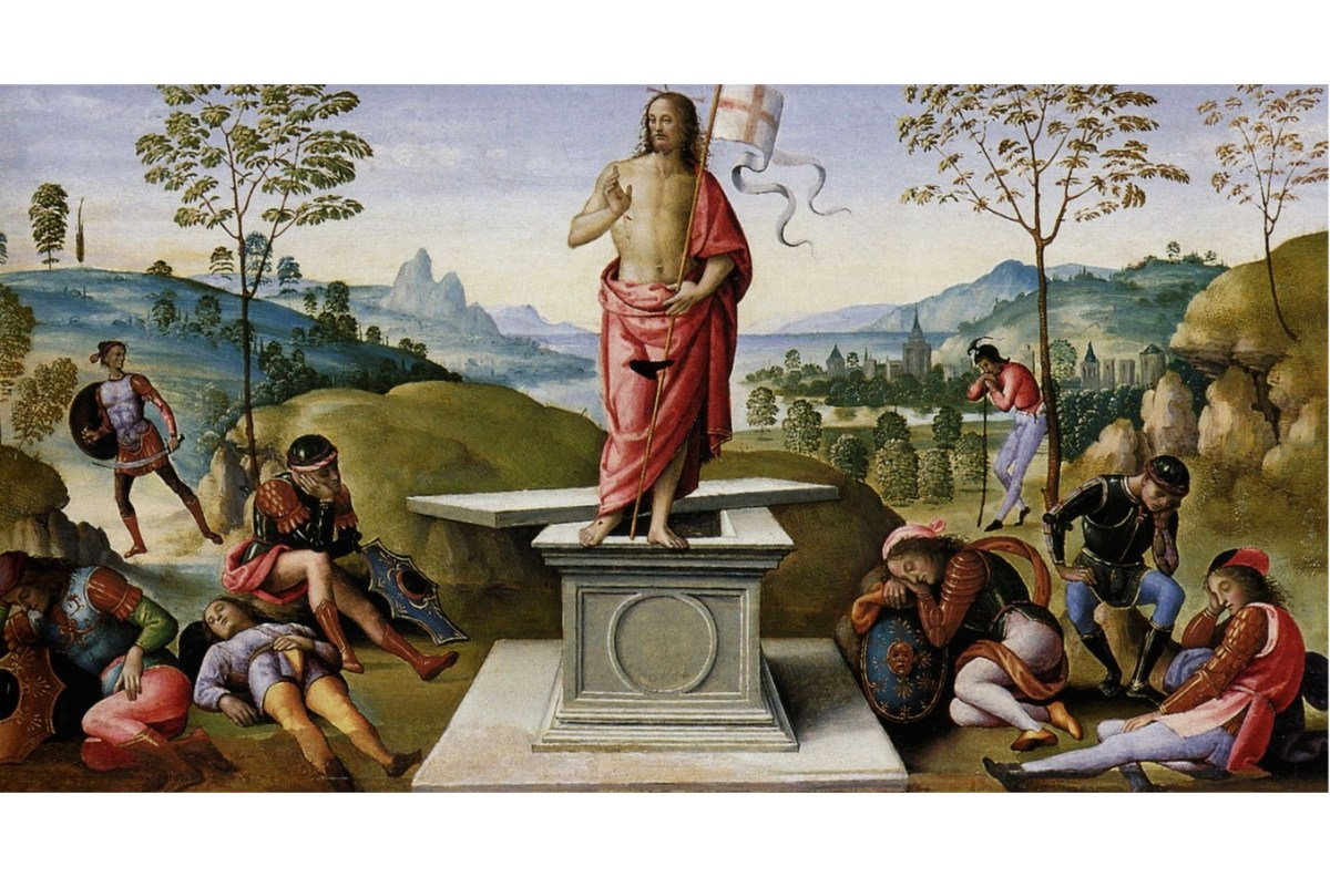 Pâques, 4 avril 2021 : prière universelle de la paroisse Notre-Dame de Clermont