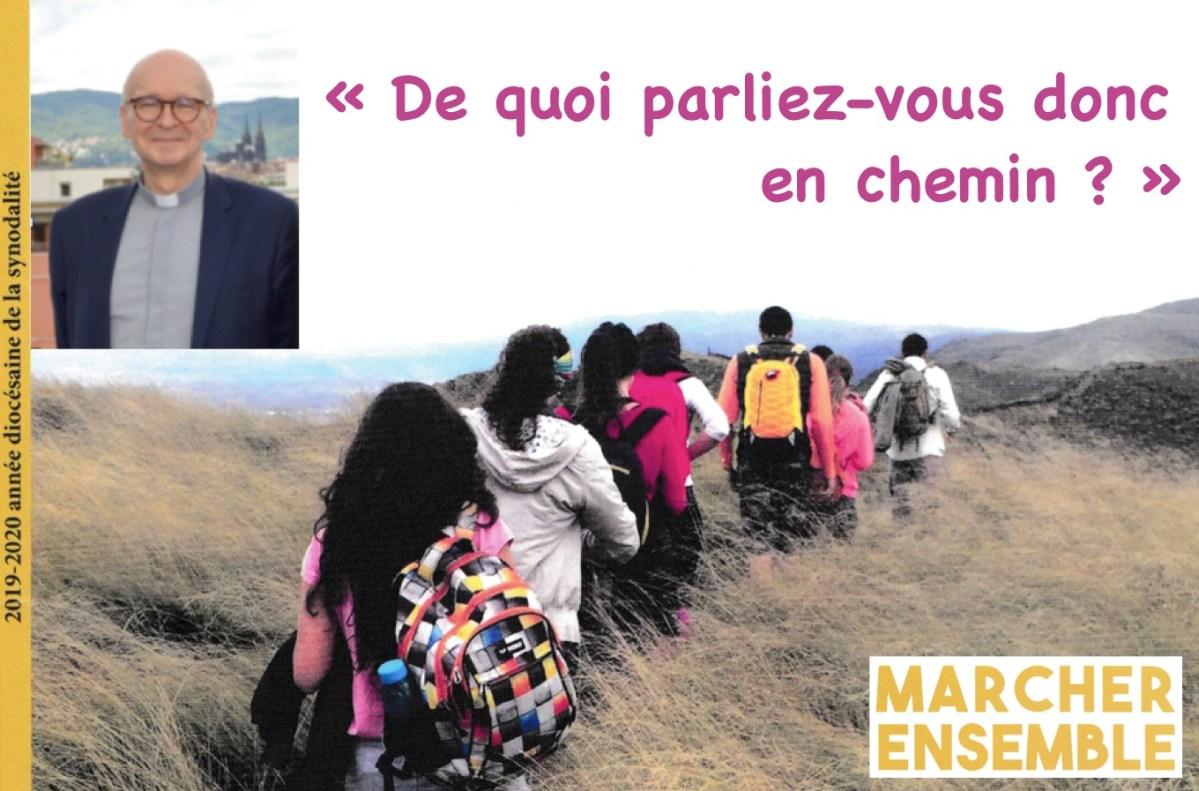 L'éditorial de Mgr François Kalist du 31 mai 2021 : bilan du colloque sur la synodalité du 21 au 23 mai