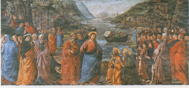 3 Mai – 4°Dimanche de Pâques – Jean 10, 1-10 : «Je suis la porte des brebis»