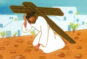 Chemin de Croix pour les enfants du catéchisme