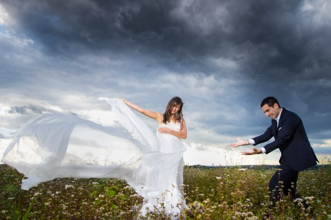 Trash the Dress Elise & Loïc The Beautiful Day Julien Bergeaud Photographe Toulouse 31