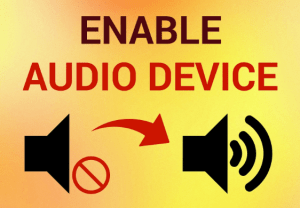 Audio Services Not Responding