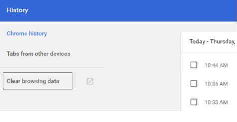 Chrome's ERR_CONNECTION_RESET Error