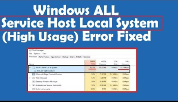 WSAPPX High CPU Use Error Fix – Guaranteed Solutions | Not Responding